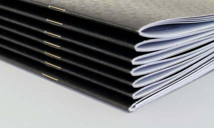 Jilid Buku Kawat Staples Tengah
