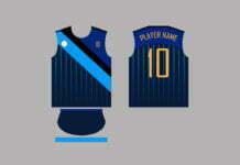 Desain Baju Futsal Keren Dengan Adobe Photoshop